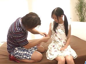 Suzu Ichinose dream hook-up with an older boy