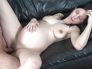 Pregnant Milf fucked by her husband