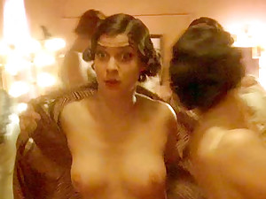 Natalia Tena Naked Mounds And Puffies In Mrs Henderson Introduce