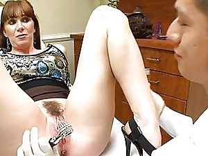 Doggystyle screwing with milf