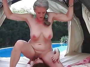 Grannies and Youthfull Beaties G/g Compilation