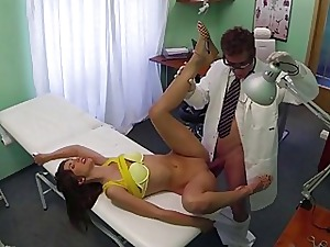 Magnificent Zuzana gets doggystyle fucked