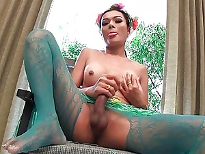 Cindy Sure Ladyboy Trollop