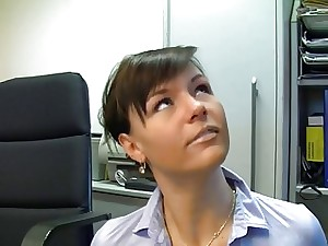 Hot German transcriber just about clouded pantyhose creampie lady-love