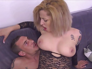 Hot French Girl Picked Up