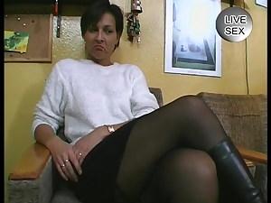 Tina die Saugmaschine