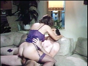 classic Swedish pornography - Nymphs in lingerie - 01