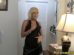 Occasionally Mommy Just Teases, Other Times She is a Nasty Slut