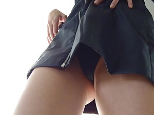 PERFECT Cunny UPSKIRT VIEW, SPRING Attempt ON HAUL