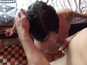 Vivi Sevilla wants to try a grandpa's cock